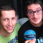 Luca Perri e Matteo Albrizio, dalla finale di FameLab Italia