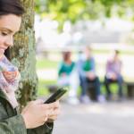 smartphone, studenti, shutterstock_160671734