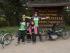 happy family viaggio bicicletta