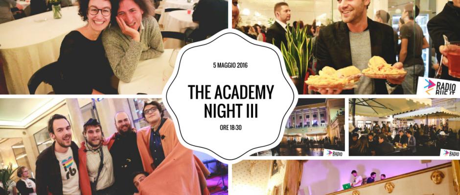 the academy night III
