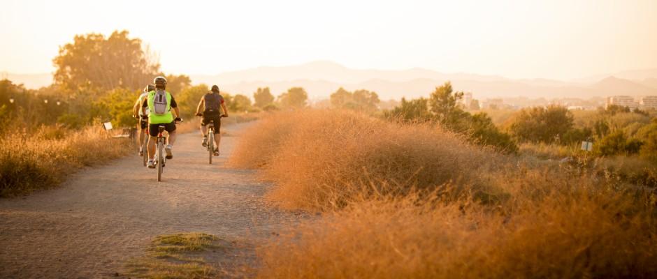 bici campagna sentiero