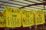 Conferenza nazionale dei dottorandi per Giulio Regeni