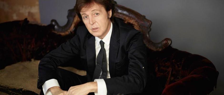 Via Facebook Paul McCartney