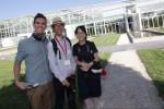 I ragazzi della ShanghaiTech University a Padova