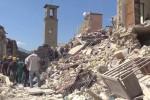 Raccolti 37.700 euro in Orto Botanico per il terremoto
