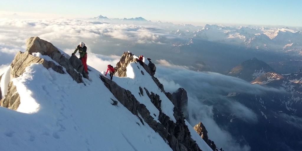ruta de los suenos montagna alpinismo