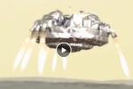 Il lander Schiaparelli è caduto su Marte