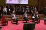 Matteo Renzi all'Università di Padova: la diretta