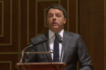 Matteo Renzi all'Università di Padova (VIDEO)